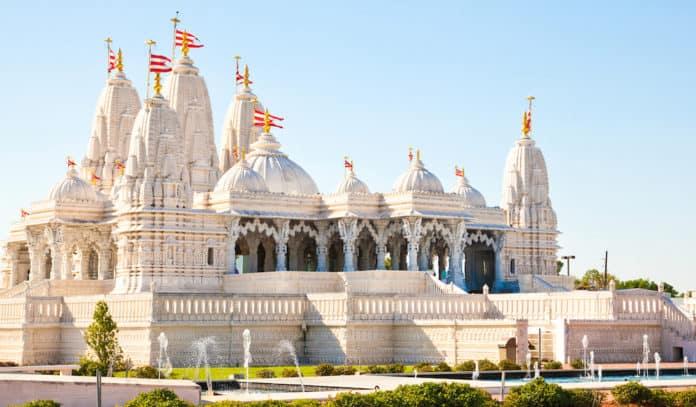 BAPS Shri Swaminarayan Mandir a