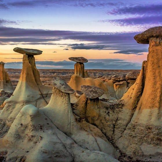 Badlands National Park-