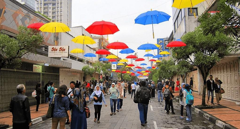 Bandung-Braga-Street