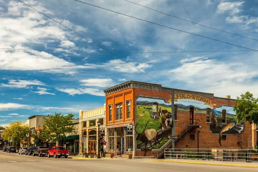 Buffalo Wyoming