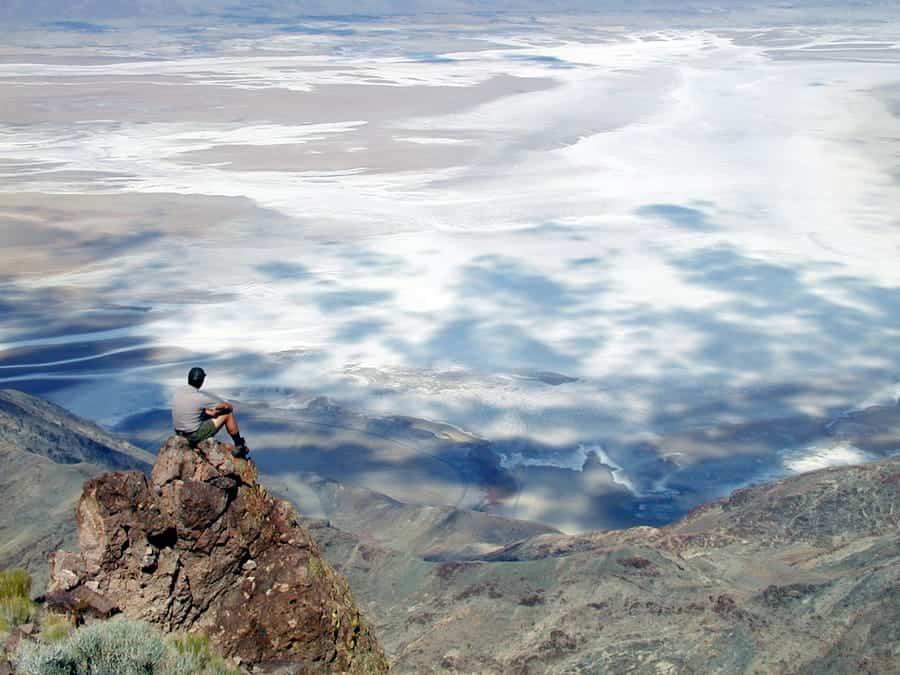 Dantes Peak california