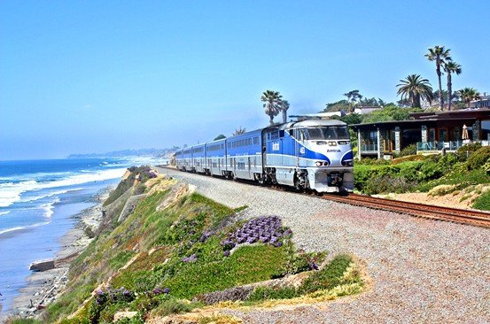 Pacific-Surfliner-train