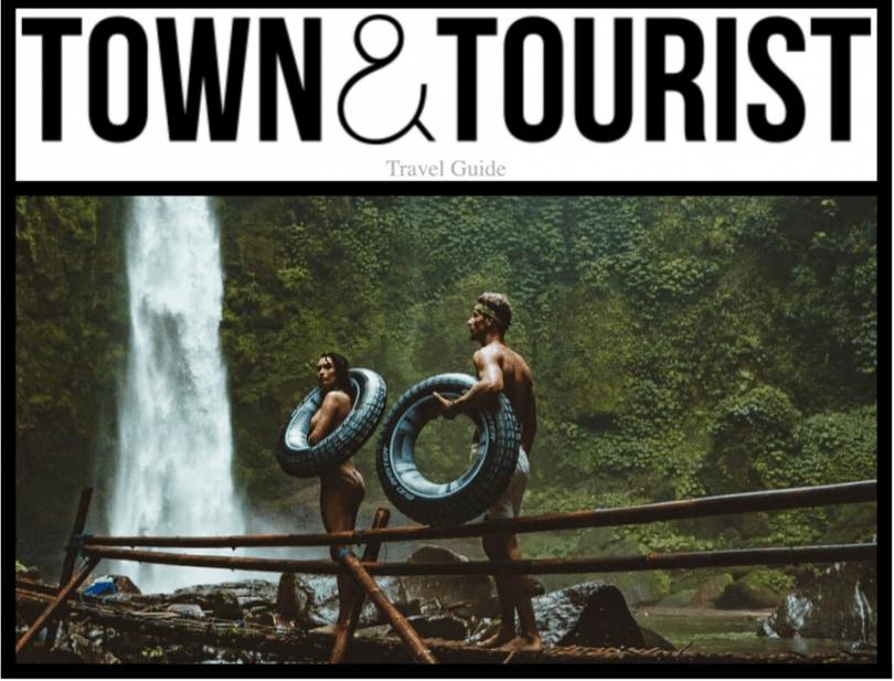 brand town&tourist