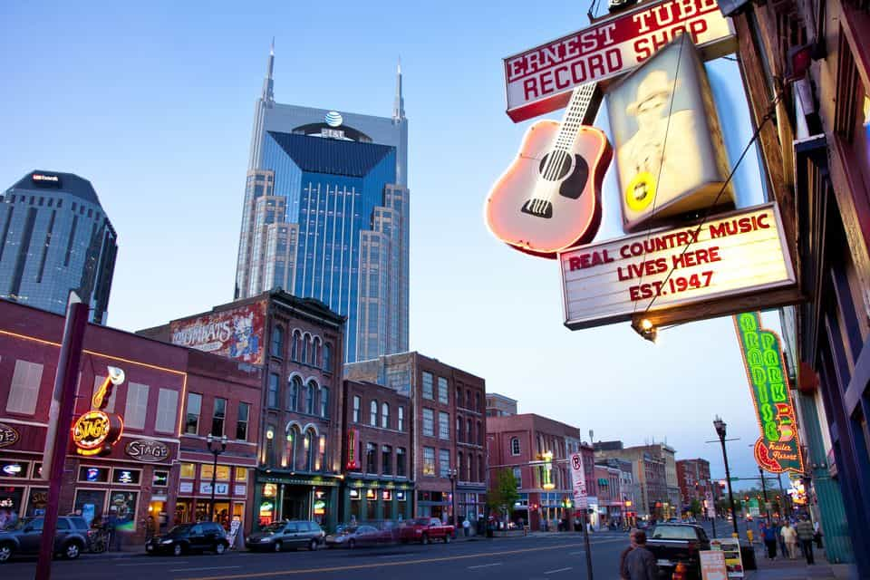 nashville country music