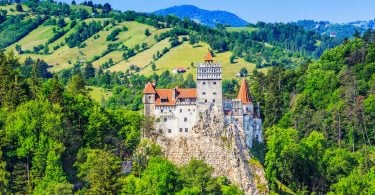 Bran Castle Romania Travel Budget Calculator. jpg