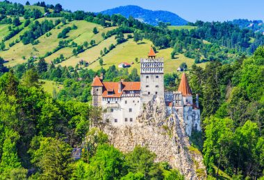 Bran Castle Romania Travel Budget Calculator. jpg