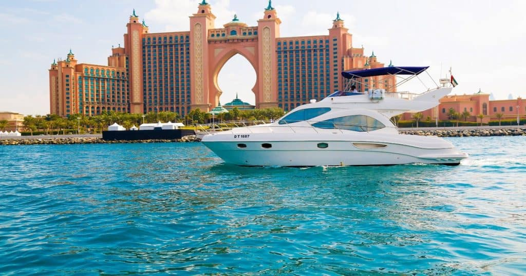 Budget Yacht Dubai