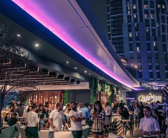 Dubai Bars Budget