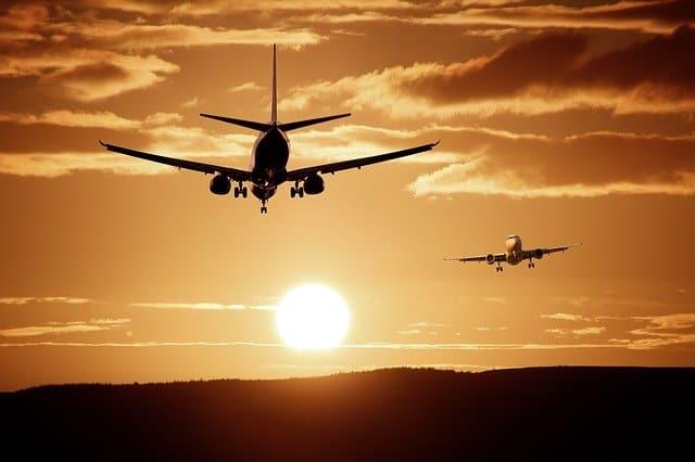 Flight New York to Los Angeles