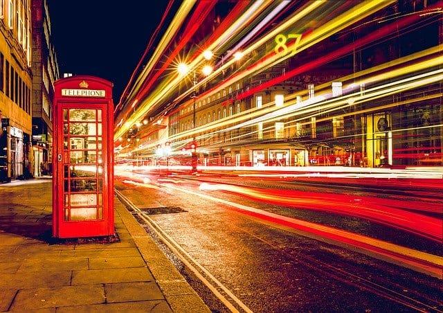 UK Travel Budget Calculator