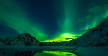 iceland-northern lights