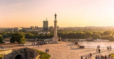 kalemegdan-Serbia Travel Budget Calculator
