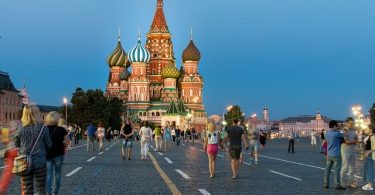 moscow-Russia-Travel Budget Calculator