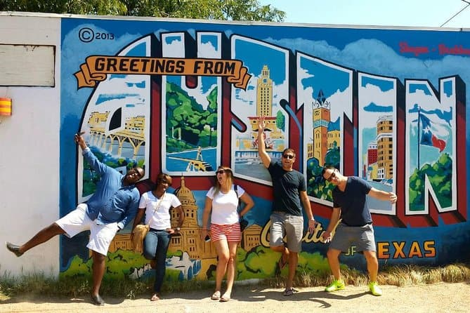 Austin small group guided tour