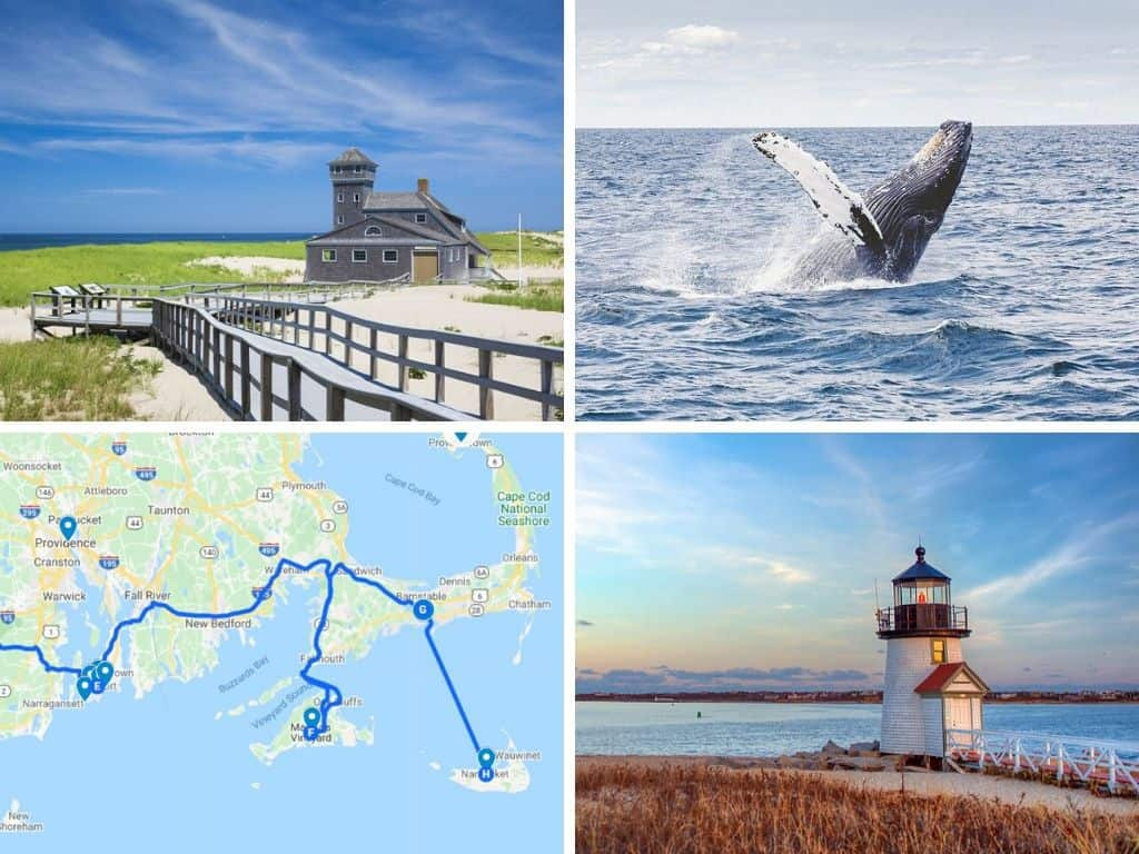 Cape Cod Road Trip Itinerary