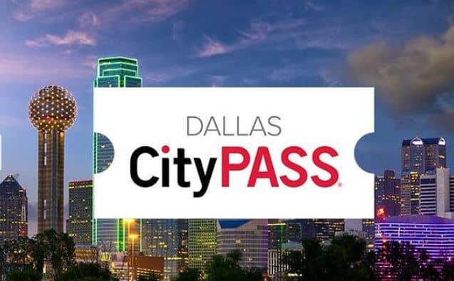 Dallas city pass