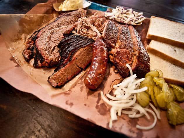 Franklin Barbecue, austin