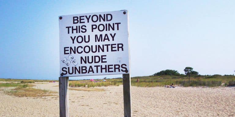 Gunnison Nudist beach Middletown, nj