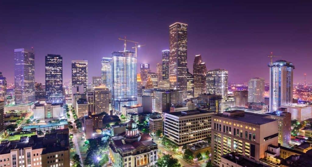 Houston Texas road trip