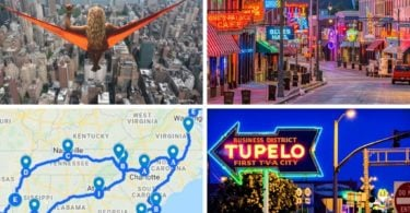 New York road Trips visual search