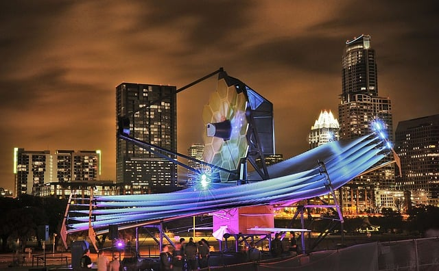 space-telescope-austin texas art