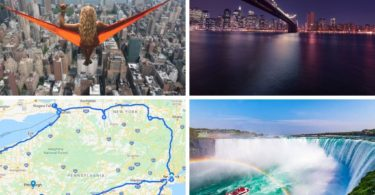 Detroit to NYC Road Trip Itinerary
