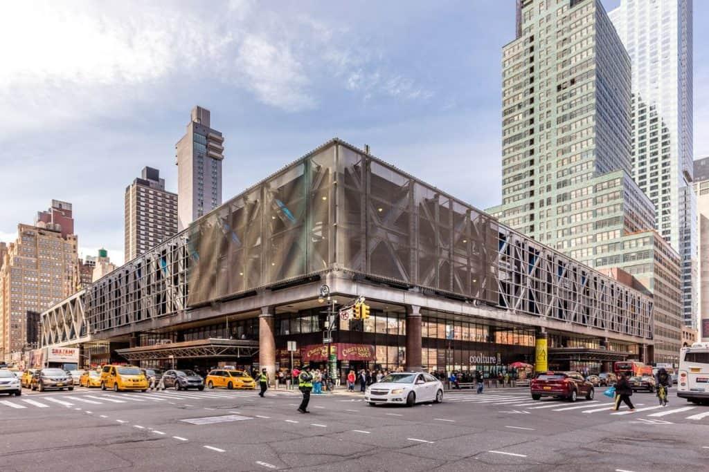 Midtown Bus terminal nyc
