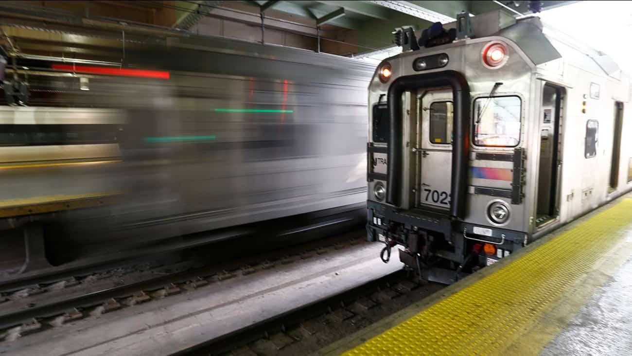 NJ TRansit Trains