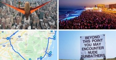 New Jersey to New York City Travel methods road trip