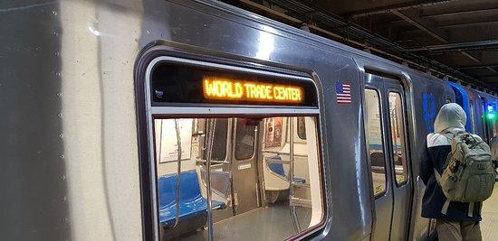 PATH train nyc
