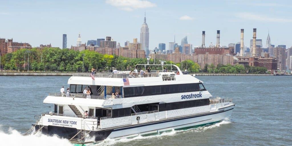 Seastreak Ferry