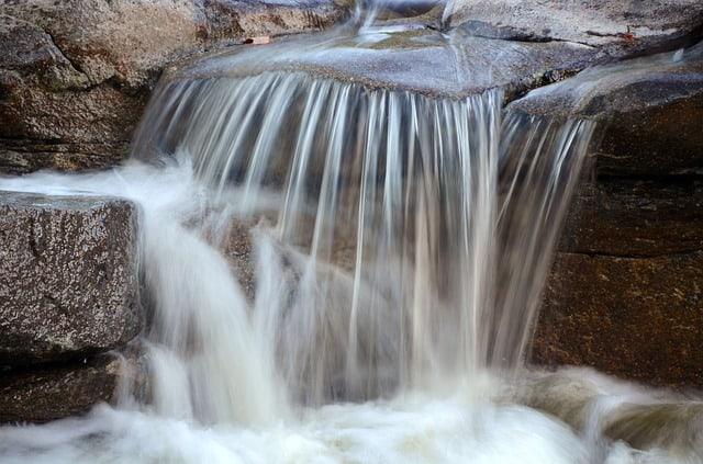Waterfall New Hampshire