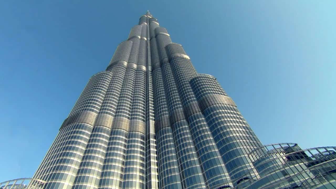 Burj Khalifa Views from Down
