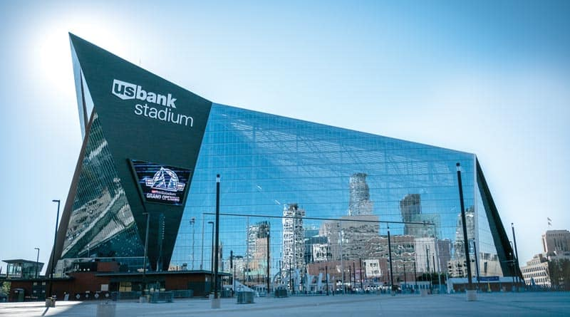 U.S Bank Stadium, Minneapolis