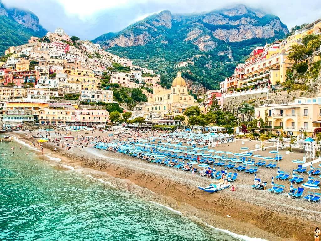 Positano-ariel-view-of-the-beach-amalfi-coast
