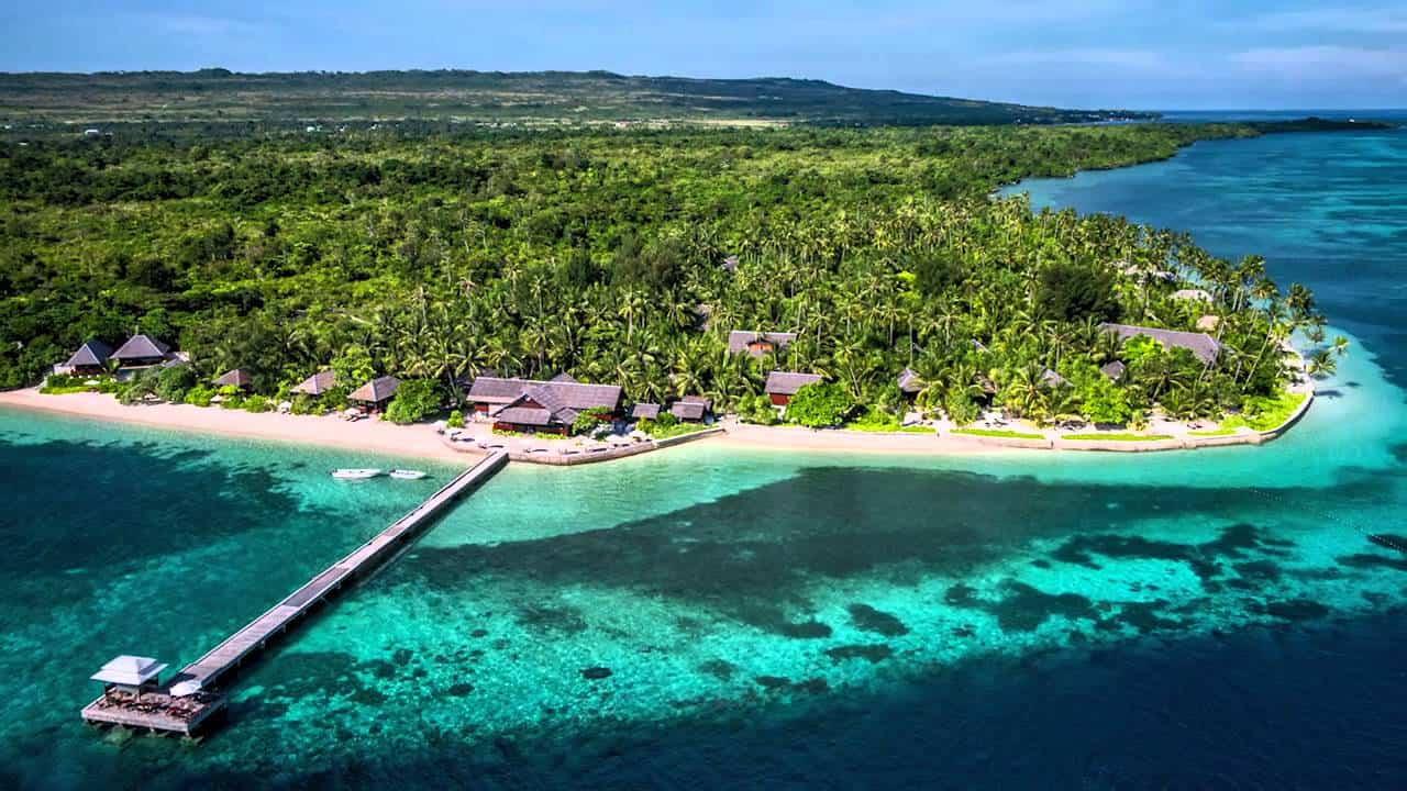 Wakatobi-island