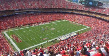 arrowhead Stadium Kansas
