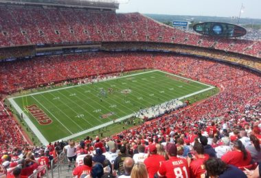 arrowhead Stadium Kansas