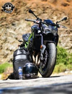 Motorcycle Road Trip.