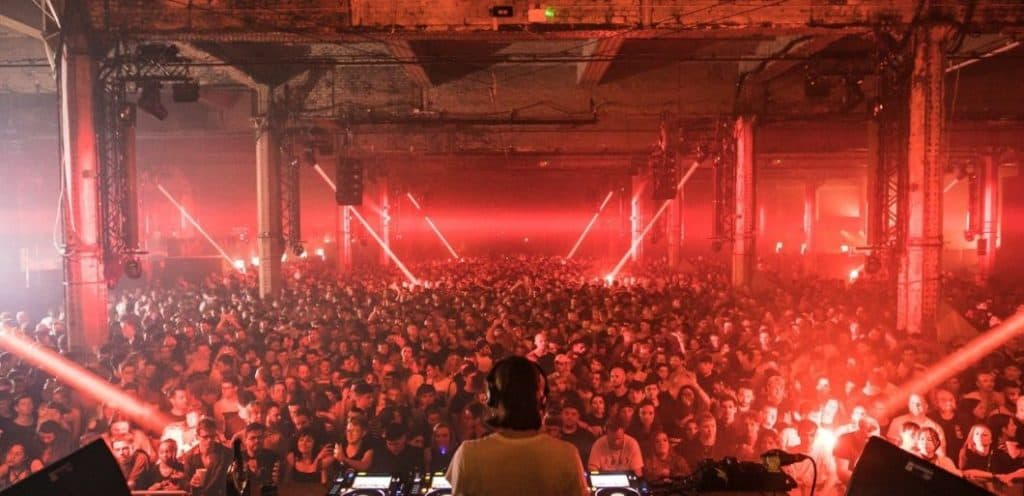 The Warehouse project Manchester DJ