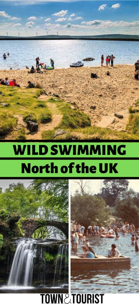 Manchester UK Wild Swimming)